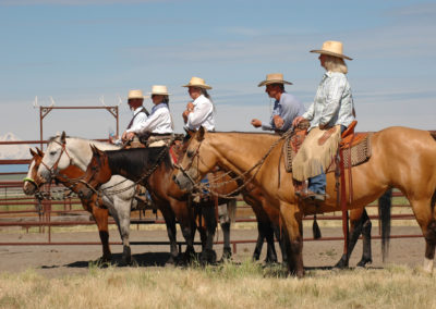 Oregon Riders, Cattle Clinic